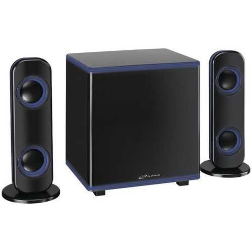 iLive iHB26B Bluetooth 2.1-Channel Music System