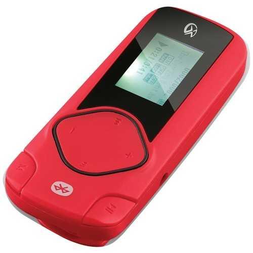 GPX MWB308R Bluetooth MP3 Player