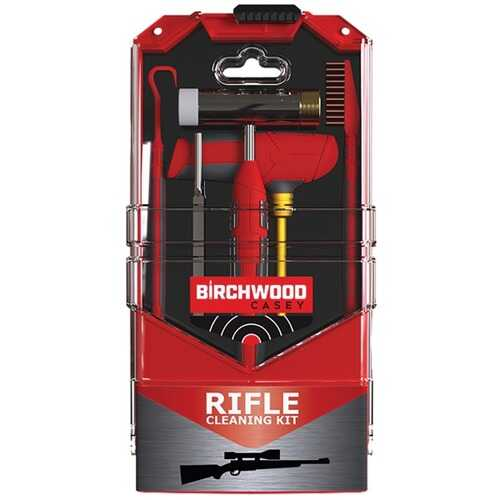 Birchwood Casey BC-RIFCLN-KIT 21-Piece Rifle Cleaning Kit