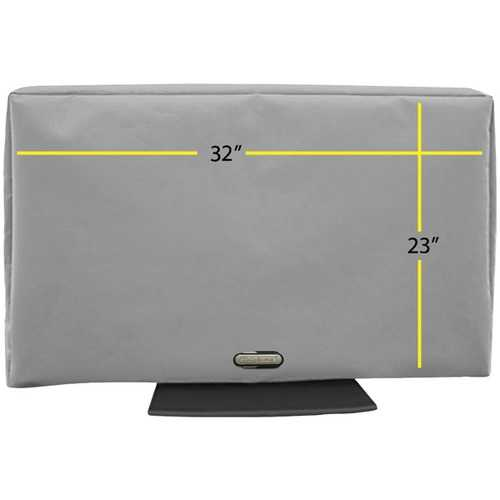 "Solaire SOL 32G-2 Outdoor TV Cover (32""-38"")"