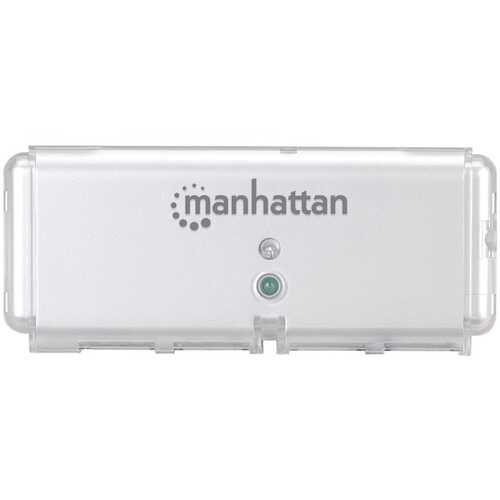 Manhattan(R) 160599 4-Port USB 2.0 Hub