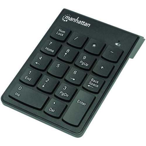 Manhattan(R) 178846 Numeric Wireless Keypad