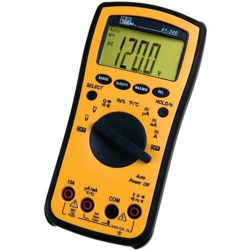 IDEAL(R) 61-340 Test-Pro(TM) Multimeter