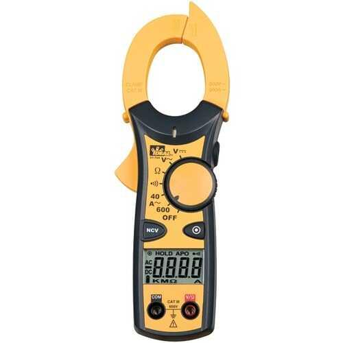 IDEAL(R) 61-744 600-Amp Clamp-Pro(TM) Clamp Meter