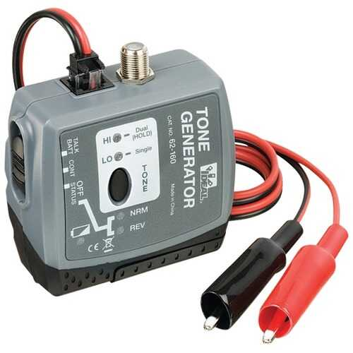 IDEAL(R) 62-160 Tone Generator