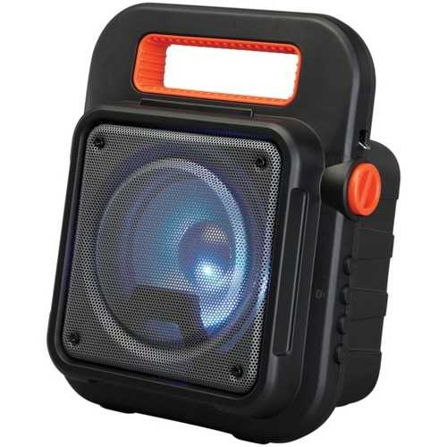 iLive ISB309B Bluetooth Tailgate Party Speaker