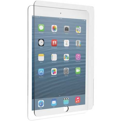 "zNitro 700358627743 Nitro Glass Screen Protector for iPad Pro(R) 9.7""/iPad Air(R) 2/iPad Air(R) (Clear Bezel)"