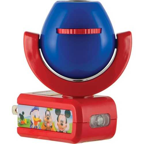 Disney 11739 LED Projectables Plug-in Night-Light (Mickey Mouse)