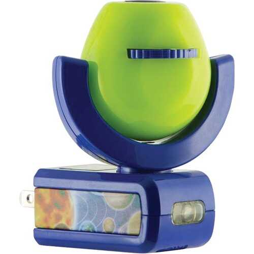 Jasco Projectables 13347 LED Projectables Outdoor Fun 6-Image LED Night-Light