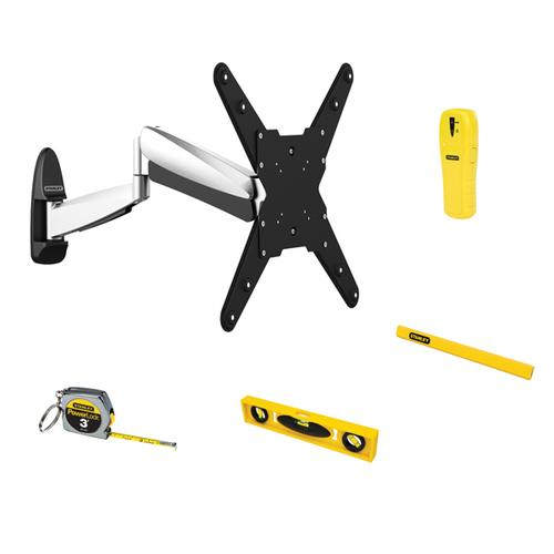 "Stanley 32"" - 55"" Interactive Full-motion Tv Mount Bundle"