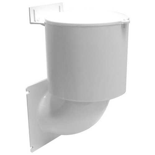 "Lambro(R) 289W 4"" Dryer Vent Seal(R)"