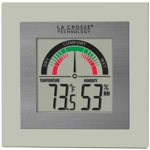 La Crosse Technology WT-137U Indoor Comfort Meter