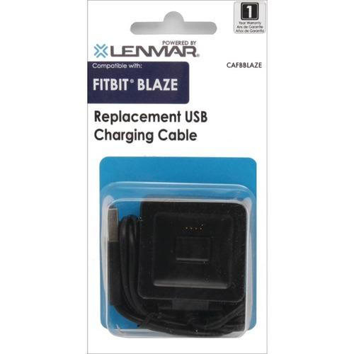 LENMAR CAFBBLAZE Fitbit Blaze(TM) Replacement Cable