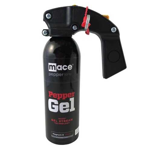 Mace Brand 80572 Pepper Gel Magnum 9 Defense Spray