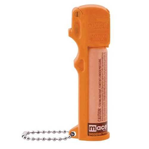 Mace Brand 80729 Personal Pepper Spray (Neon Orange)