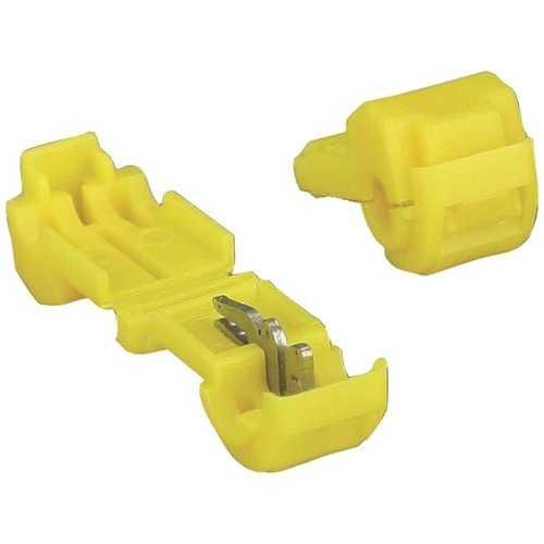 Install Bay 3MYTT 3M T-Taps, 100 pk (Yellow, 12-10 Gauge)