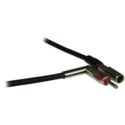 Metra 40-GM10 Factory Antenna Connector with Mini Barbed or Barbless Plug to Aftermarket Radio Adapter for 1985 through 2013 GM