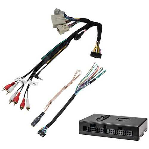Axxess AX-FD1-SWC Data Interface with SWC for 2007 & Up Ford