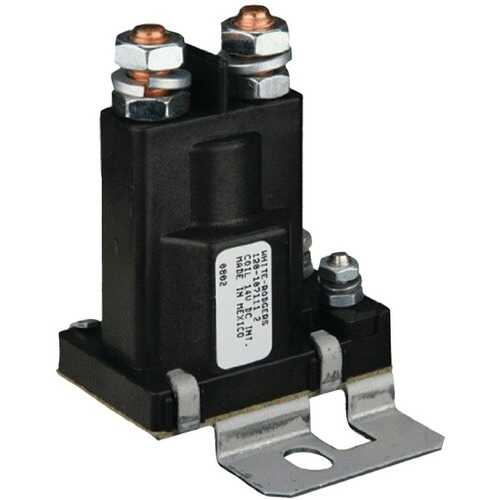 Install Bay IB80 80-Amp Relay