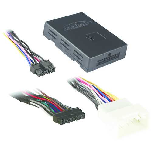 Axxess TYTO-01 Amplified Interface for Toyota/Lexus 2001 and Up