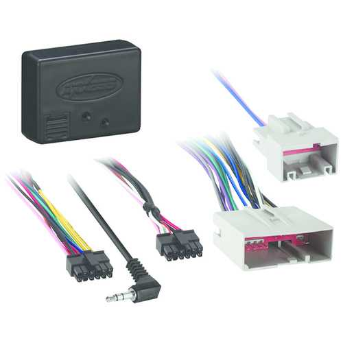 Axxess XSVI-5520-NAV CAN Harness for Ford 2007 and Up