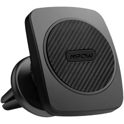 Mpow BMCA111AB M2.0 Magnetic-Grip Air-Vent Phone Mount