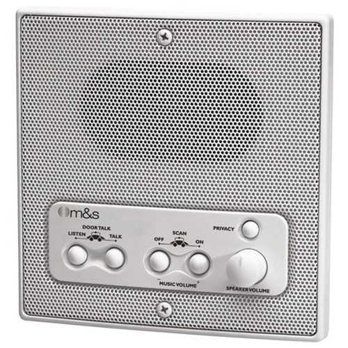 "M&S Systems DMC4RW 5"" Outdoor Radio Remote Scan Station"