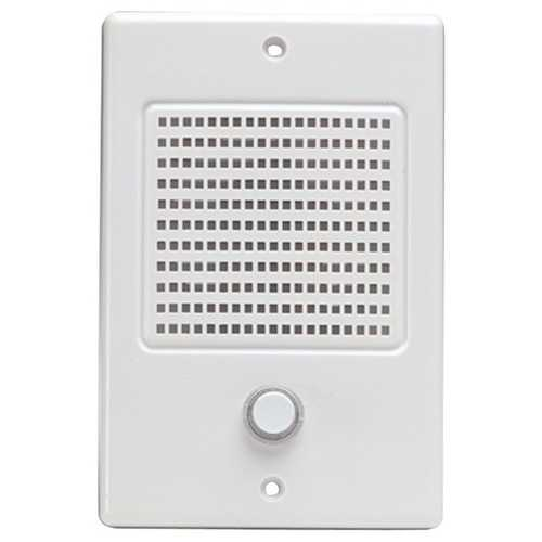 M&S Systems DS3B Door Speaker with Bell Button
