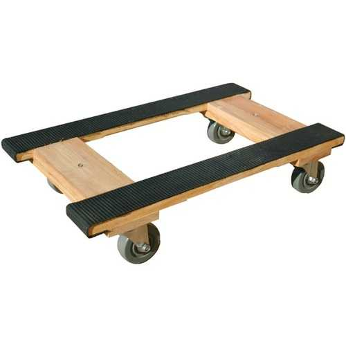 Monster Trucks(TM) MT10001 Wood 4-Wheel Piano H Dolly