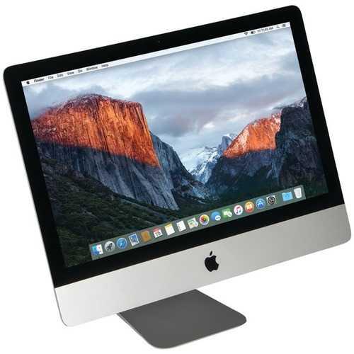 "Apple MB950/C2D/3.06/4GB/500GB Certified Preloved 3.06GHz 21.5"" iMac Desktop Computer"