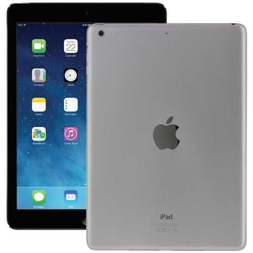 Apple MD786/A7/1.4/32GB/Wi-Fi Certified Preloved 32GB iPad Air for Wi-Fi