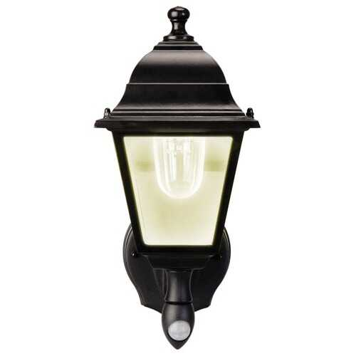 MAXSA Innovations 43319-RS Metal and Glass Battery-Powered Motion-Activated Wall Sconce