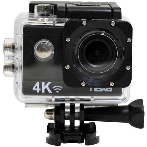 Naxa NDC-408 Waterproof 4K Action Camera
