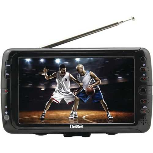 "Naxa NT-70 7"" Portable TV & Digital Multimedia Player"