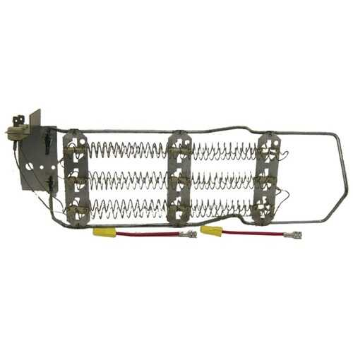 Supco DE698 Dryer Heater Element for Whirlpool 4391960