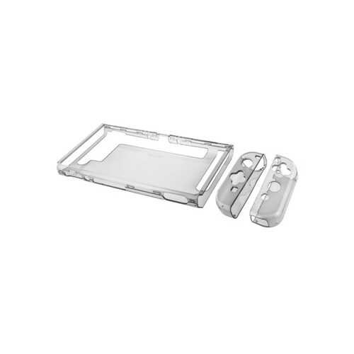 Nyko 87247 Thin Case for Nintendo Switch (Clear)