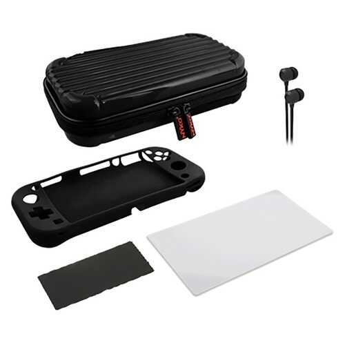Nyko 87285 Premium Travel Kit for Nintendo Switch Lite