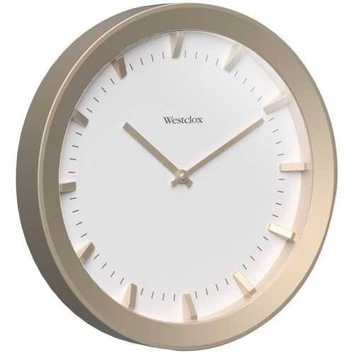 """Westclox 33986 16"""" Wall Clock"""
