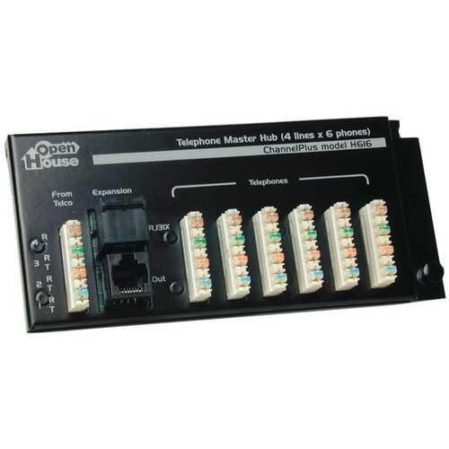 OpenHouse H616 Telephone Master Hub