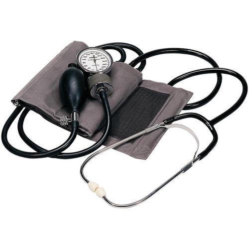 Omron HEM-18 Self-Taking Manual Blood Pressure Kit (Standard Adult Size)