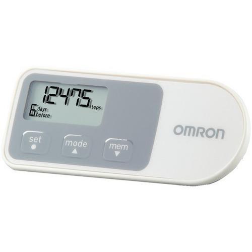 OMRON HJ-320 Omron(R) Alvita Tri-Axis Pedometer