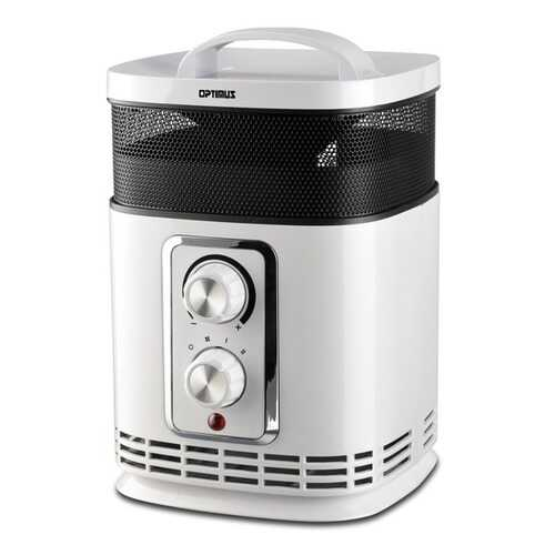 Optimus H-7232 Portable 360? Surround Ceramic Heater with Thermostat