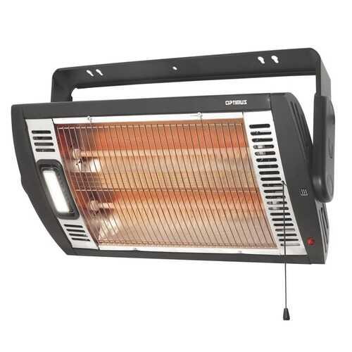 Optimus H-9010 Garage/Shop Ceiling-Mount Utility Heater