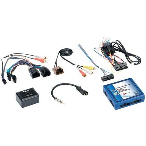 PAC OS-5 OnStar Interface for Select GM Vehicles (Select 29-Bit GM LAN Vehicles)