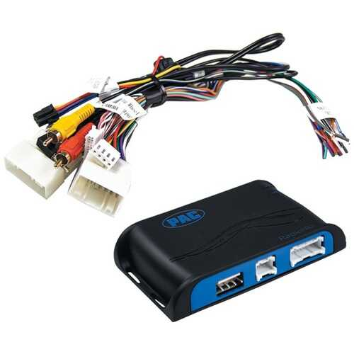 PAC RP4.2-HY11 All-in-One Radio Replacement & Steering Wheel Control Interface (For Select Hyundai Vehicles)