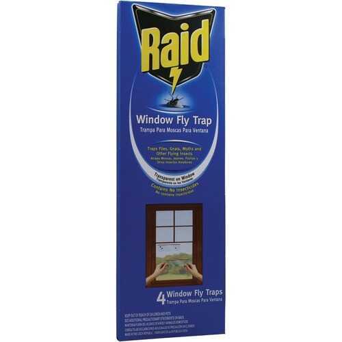 Raid FTRP-RAID Window Fly Traps