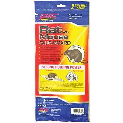 PIC GRT2F Glue Rat Boards, 2 pk