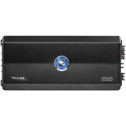 Planet Audio(R) PL2500.1M Pulse Series Monoblock Class AB Amp (2,500 Watts max)
