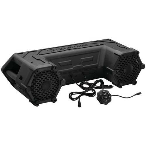 "Planet Audio PATV65 Powersports Series Waterproof All-Terrain Sound System with Bluetooth & LED Light Bar (6.5"", 450 Watts)"