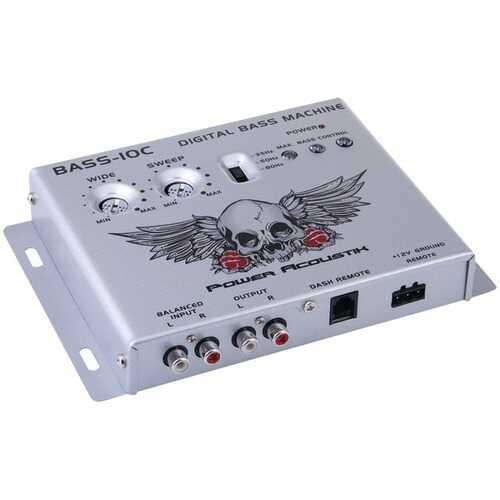 Power Acoustik(R) BASS-10C BASS-10C Digital Bass Machine